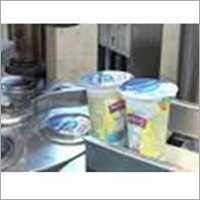 Curd Packing And Processing Plant