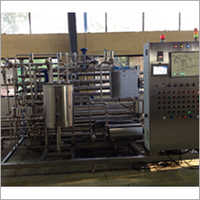 Hot Fill Pulp Juice Plant