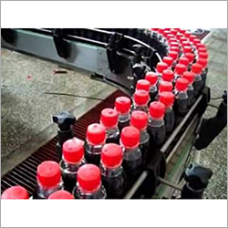 Industrial Carbonated Soft Drink Plant