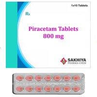 Piracetam 800mg Tablets