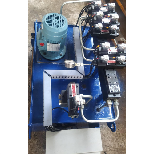 Hydraulic Power Pack For Boblin Lifter