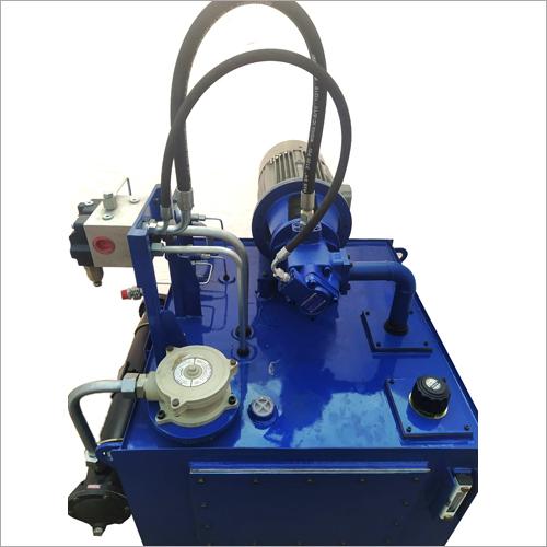 Hydraulic Power Pack For Bricks Machine