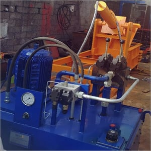 Hydraulic Power Pack For Bundle Press