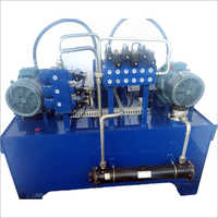Hydraulic Power Pack For Operating Of Electrode Hoisting Slipping And Declamping