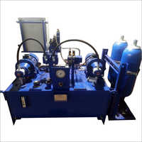 Hydraulic Power Pack For Stack Cap