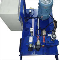 Hydraulic Power Pack For Trippler