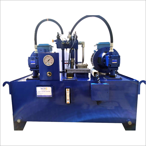 Hydraulic Power Pack For Twin Channel 1