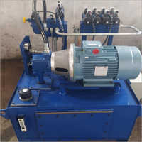 Power Pack For Pipe Testing