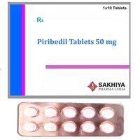 Piribedil 50mg Tablets