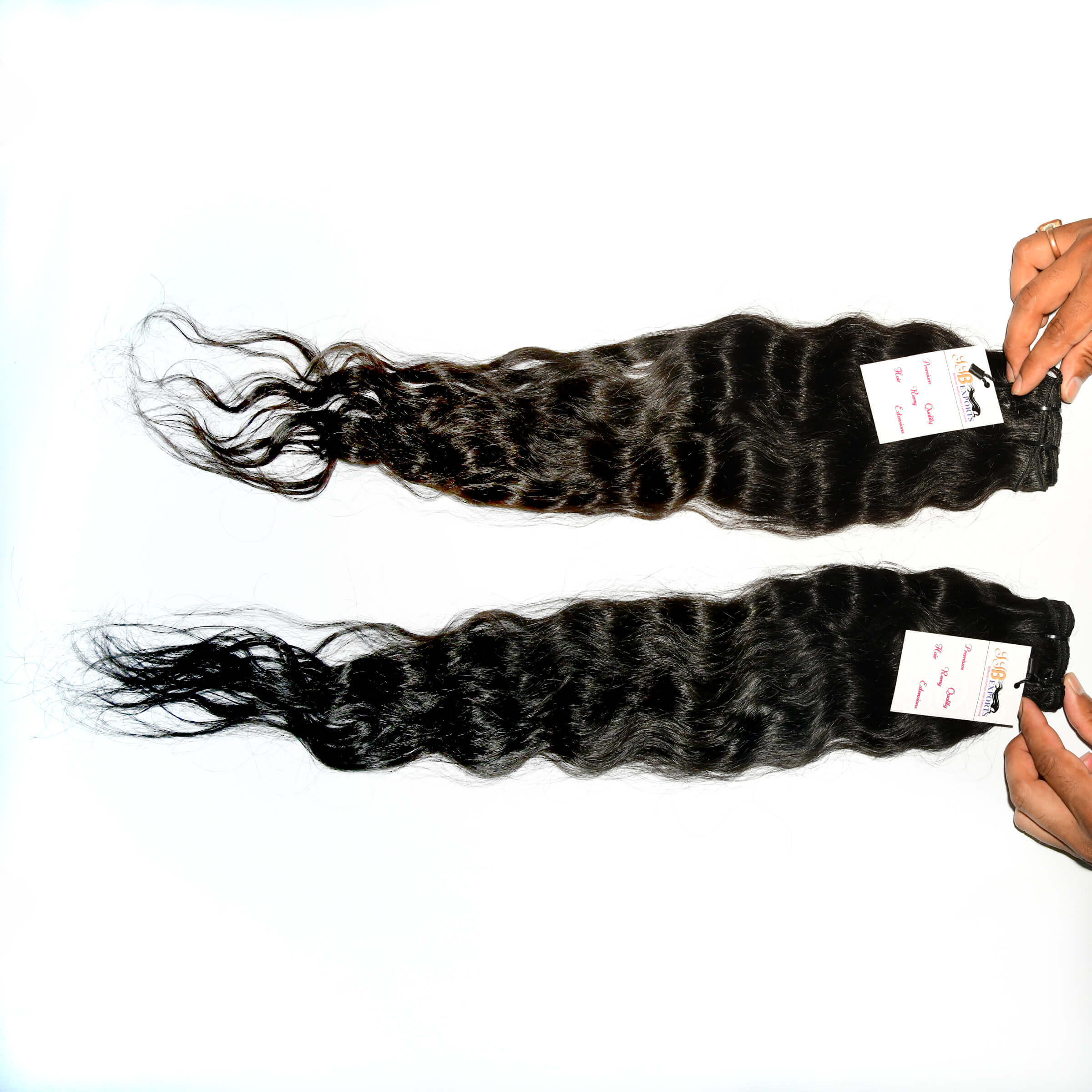 Indian Virgin Cuticle Aligned Top Quality 100% 11a Grade Deep Wave Curly Hair Bundles For Women