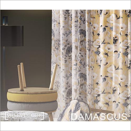 Mista Decor  Curtain Fabrics