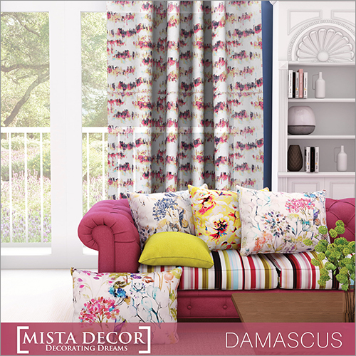 Mista Decor Cushion Fabrics