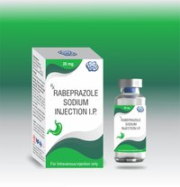 Rabeprazole Sodium Injection I.P. 20 Mg
