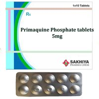Primaquine Phosphate 5mg Tablets