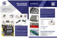 SLI BRAND fibrizer hamme tips & knife tips