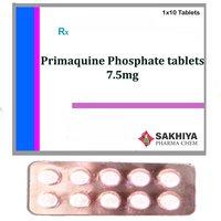 Primaquine Phosphate 7.5mg Tablets