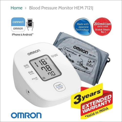 Omron BP Monitor 7121J