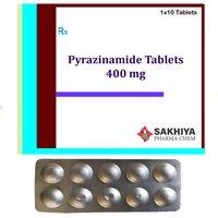 Pyrazinamide 400 Mg Tablets