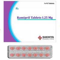 Ramipril 1.25mg Tablets