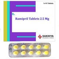 Ramipril 2.5mg Tablets