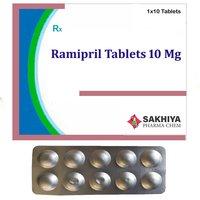 Ramipril 10mg Tablets
