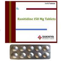 Ranitidine 150mg Tablets