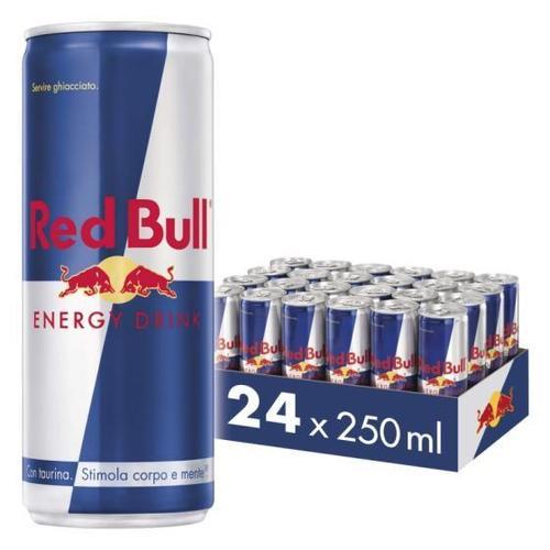Red Bull 250ml Energy Drink (Austrian Origin)