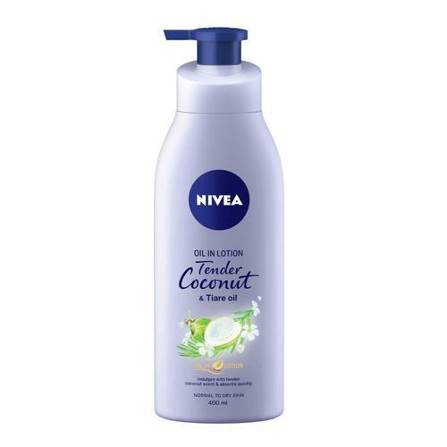 Nivea Oil-In-Lotion Tender Coconut & Tiare Oil Body Lotion