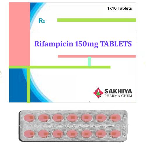 Rifampicin 150mg Tablets