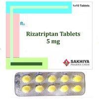 Rizatriptan 5mg Tablets