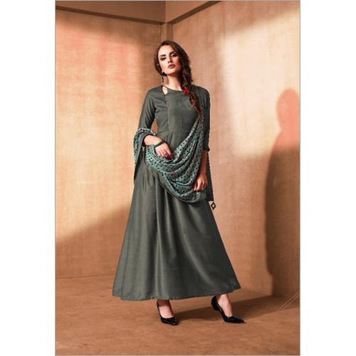 Ladies Indo Western Kurti