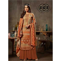 Traditional Wear Palazzo Suit