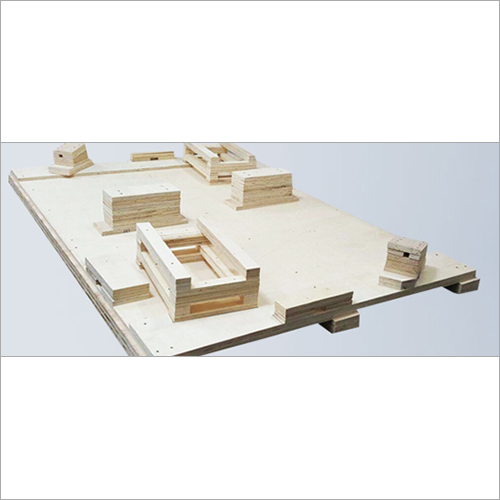 Plywood Skid for Exporting