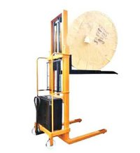 Battery Operated Reel Stacker