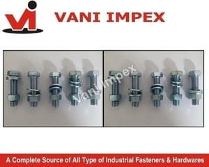 High Tensile Structural Bolt Nuts And Washers