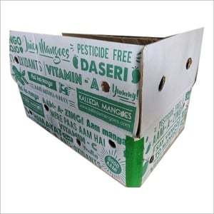 Fruits Packaging Corrugated Box