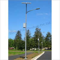 Solar Street Light Pole