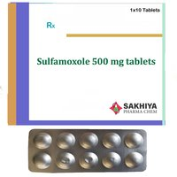 Sulfamoxole 500mg Tablets