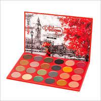 24 Autumn Eyeshadow Palette