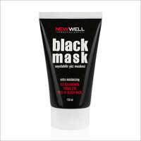 150 ML Soyulabilir Siyah Mask