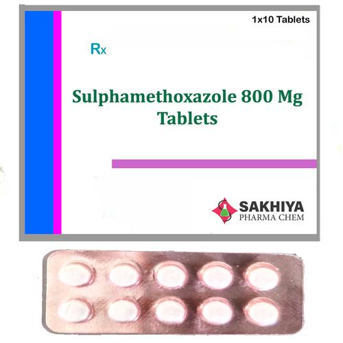 Sulphamethoxazole 800mg Tablets