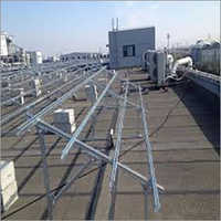 Hot Dip Galvanized Solar Structure