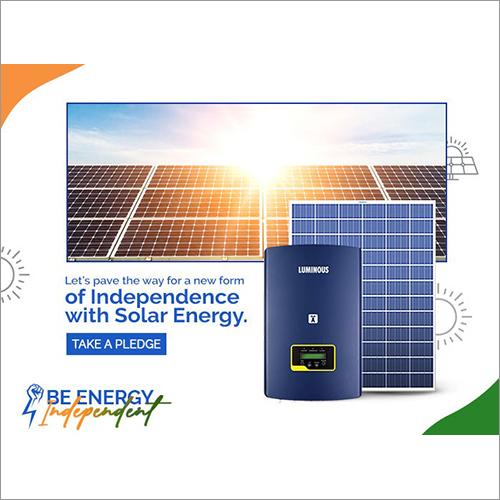 On Grid Solar Product