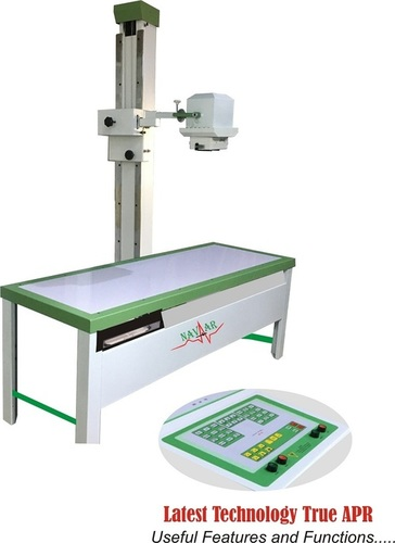 100mA Fixed X-Ray APR Based