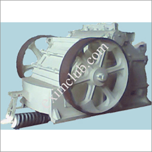 Secondary Oil Type Double Toggle Jaw Crusher size 900 mm x 200 mm (36 x 8)