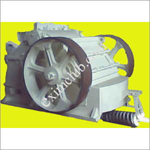 Secondary Oil Type Double Toggle Jaw Crusher size 1050 mm x 150 mm (42 x 6)
