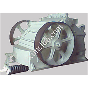 Secondary Oil Type Double Toggle Jaw Crusher size 1200 mm x 250 mm (48 x 10)