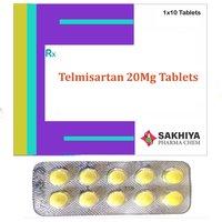 Telmisartan 20mg Tablets