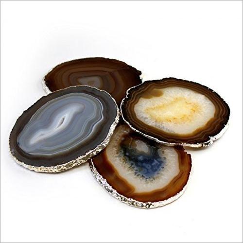 Prayosha Crystals Coasters