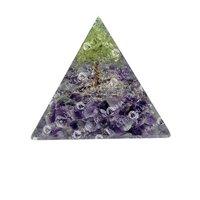Stone Orgonite Pyramid